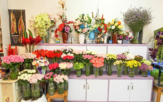 Shop hoa tuoi Quan 10