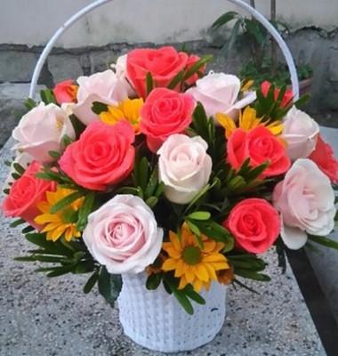Mua hoa da nang